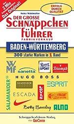 Der große Schnäppchenführer, Fabrikverkauf Baden-Württemberg