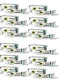 ABOCA -FITONASAL POMATA 12 CONFEZIONI DA 10 ML sollievo per irritazione nasale e perinasale, protettiva per la mucosa