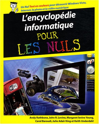 ENCYCLO INFORMATIQUE PR NULS par ANDY RATHBONE