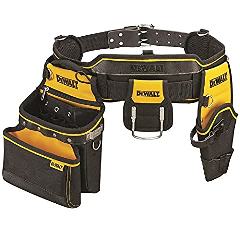 Dewalt Multi Purpose Tool Apron with Padded Belt