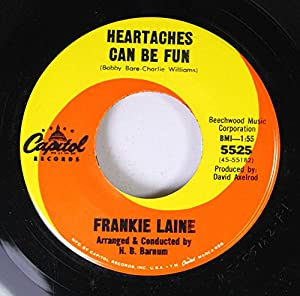 Frankie Laine -  The Young Master (Pavillon)