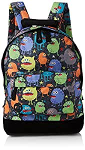 Mi-Pac 740416-036 Mini Backpack Casual Daypack, 33 cm, 10.5 L - Black