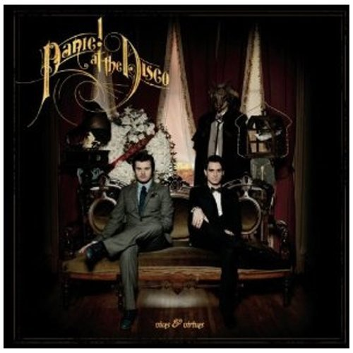 Vices & Virtues by Panic! At The Disco (2011) Audio CD