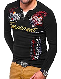 MT Styles 2in1 T-shirt à manches longues TOURNAMENT ML-425