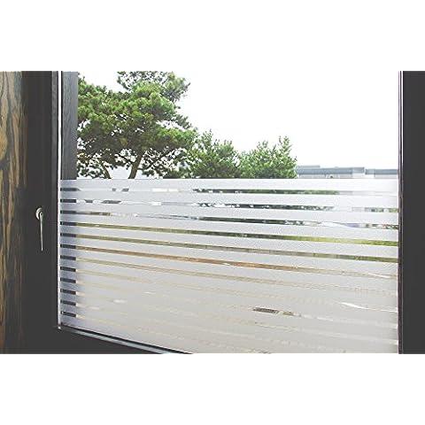 'Tamia de Living estática Ventana pantalla 90% UV, Protección solar, incluso para ventana de cristal adherente