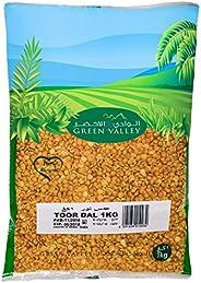 Green Valley Toor Dal - 1 kg