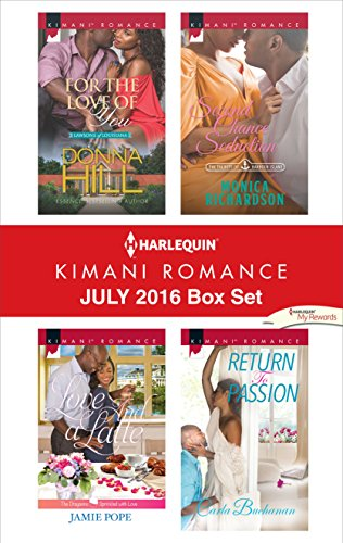 Harlequin Kimani Romance July 2016 Box Set: An Anthology (The Lawsons of Louisiana) (English Edition)