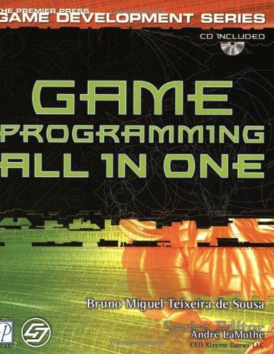 Game Programming All in One (Game Development) por Prima