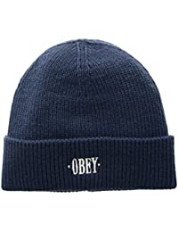 Obey Men's Shady Beanie Winter Hat