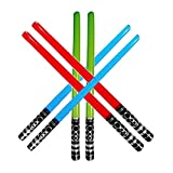 Yojoloin 6 UNIDS Inflables Star War Light Saber Sword Stick Globos...