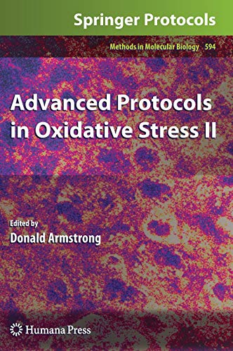 Advanced Research Membran (Advanced Protocols in Oxidative Stress II (Methods in Molecular Biology, Band 594))
