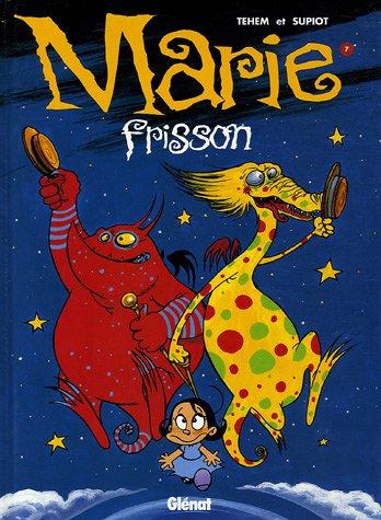 Marie Frisson, Tome 7 : Nuit magique