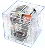 NEW MONEY MAZE COIN BOX PUZZLE GIFT PRIZE SAVING BANK by surepromise