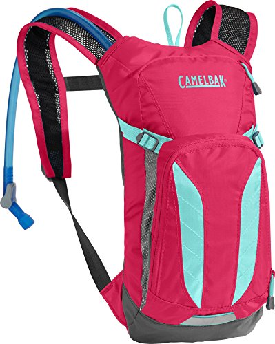 CamelBak 1155601900 - Mochila de hidratación infantil, multicolor