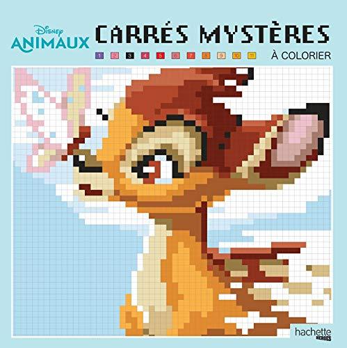 Carrés mystères Animaux Disney