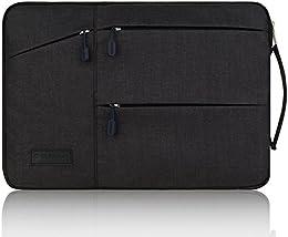 suchergebnis auf amazon de f�r ipad pro kostenlose lieferung ab  business tasche notebook h�lle yarrashop 13 13 3 zoll schwarz laptop sleeve bag einfachen stil wasserabweisendes