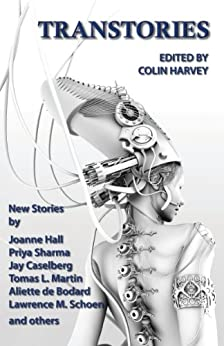 Transtories by [Harvey, Colin]