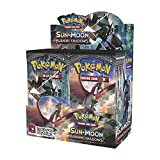 #10: AncientKart Pokemon Cards Sun & Moon Burning Shadows Booster Box (Burning Shadows)