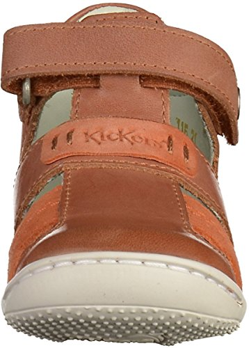 Kickers 551661-10 mixte enfant Sandale chameau
