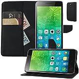 Buch Klapp Tasche Schutz Hülle Wallet Flip Case Etui für