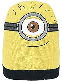 ... Accessori   Cappelli e cappellini   Minions. Minions Carl Beanie beanie  giallo 233c6257be52