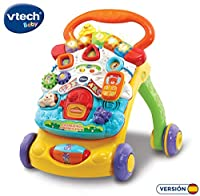 VTech - Correpasillos Andandín 2 en 1, Diseño Mejorado, Andador Bebé InTeract...