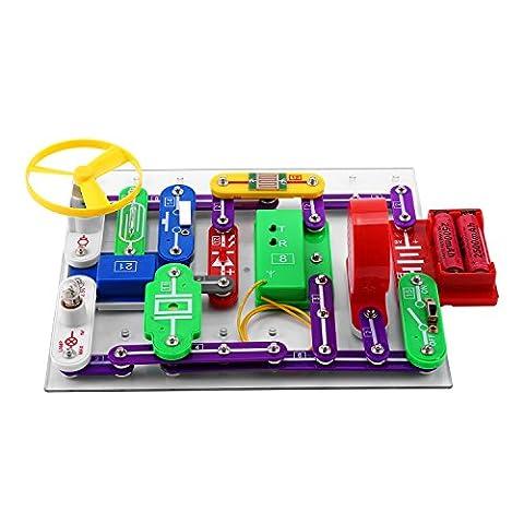 Electronics Discovery Kit Smart Electronics Block Kit for Children