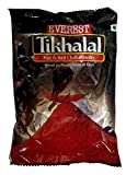 #7: Everest Hot and Red Chilli Powder - Tikhalal, 100g Pouch