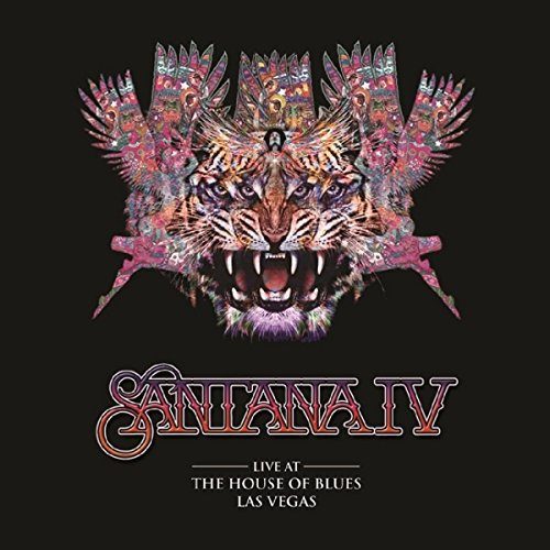 Vegas Vinyl (Santana IV - Live At The House of Blues Las Vegas (DVD + 3 LP Set))