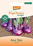 Bingenheimer Saatgut - Kohlrabi Blau Azur Star - Gemüse Saatgut / Samen