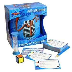 Lyric - Mini Game