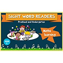 Sight word readers: Learning math for kids (Sight words for kids Book 11) (English Edition)