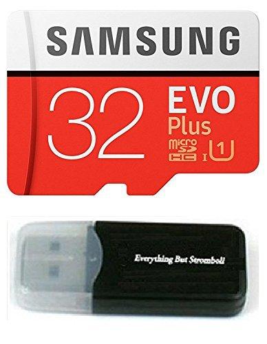 Samsung Galaxy S9Speicherkarte 32GB Micro SDHC Evo Plus Class 10UHS-1S9Plus, S9+, Handy Smartphone mit Alles aber Stromboli (TM) Kartenleser (mb-mc32) - Sd Tm-karte