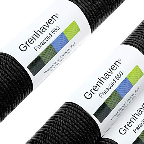Grenhaven   31 Metros m Soporta 250 Kilogramo kg 550