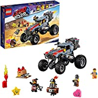 LEGO Emmet ve Lucy'nin Kaçış Arabası!