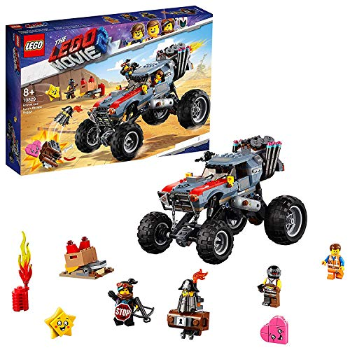 THE LEGO MOVIE 2 70829 Emmets und Lucys Flucht-Buggy! - Movie Die Lego Lego