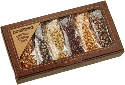 Zaramamas Geschenkbox Gourmet Popcorn