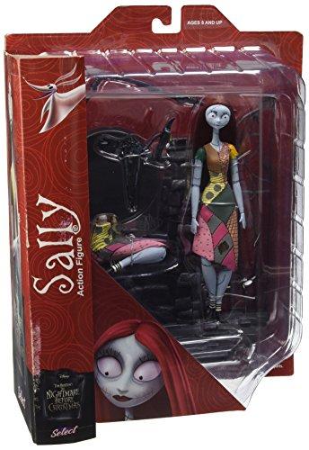 Burton Kostüm Jack - Nightmare before Christmas Sally Select Actionfigur