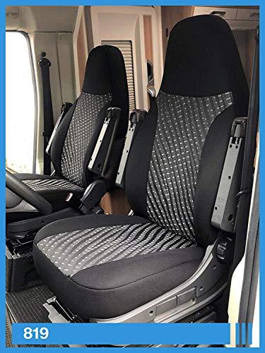 Wohnmobil Sitzbezüge Fahrer & Beifahrer 819