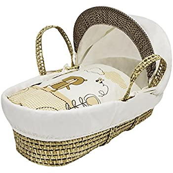 Baby Strict Moses Basket And Rocking Stand Convenient To Cook