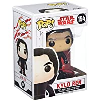 Star Wars - Figuara de vinilo: POP! Bobble: Star Wars: E8 TLJ: Kylo Ren