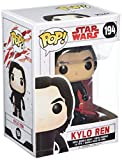 Funko 14753 The Last Jedi No Bobble: Star Wars: E8 TLJ: Kylo Ren (POP 12), Multi