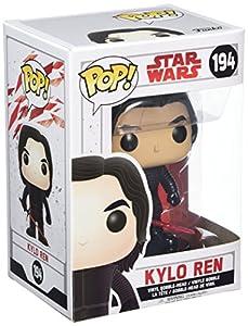 Star Wars Figuara de vinilo: POP! Bobble E8 TLJ: Kylo Ren
