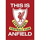 Maxi Poster Liverpool This is Anfield