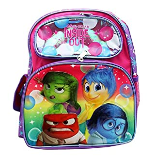 51YYblCvbrL. SS324  - New Disney Inside Out Small Backpack