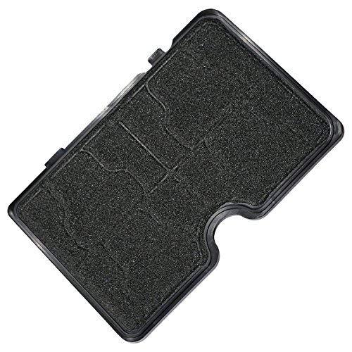 Filtro de pelusa negro–Secadora–Beko