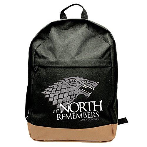 Game of Thrones abybag14945cm House of Stark The North merkt Sich Rucksack (groß) -