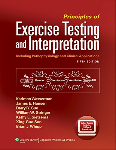 Principles Of Exercise Testing And Interpretation por Vv.Aa