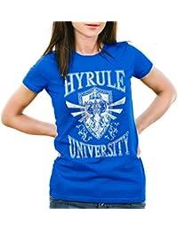 style3 University of Hyrule T-Shirt Femme