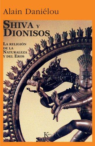 Portada del libro Shiva Y Dionisos (Sabiduría Perenne)